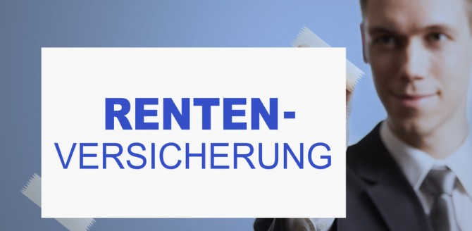 Private Rentenversicherung